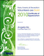 AngelaHo_VolunteerAward2010