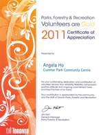AngelaHo_VolunteerAward2011