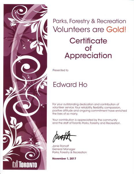 EdwardHo_VolunteerAward2017