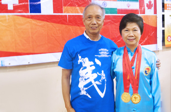 1st Annual Canada International Health Qigong Championship