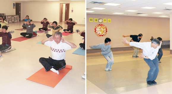Yee Hong Summer 2012 Health Qigong Classes